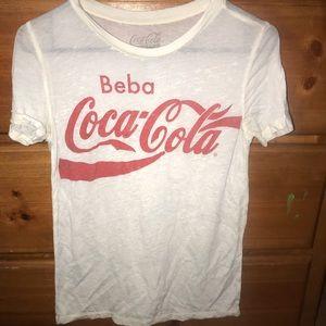 Coca Cola vintage shirt